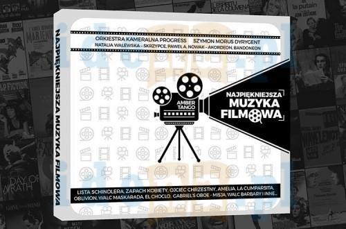 Najpiękniejsza Muzyka Filmowa Cd Księgarnia Internetowa Idenapl