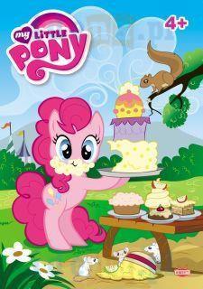 Kolorowanka My Little Pony A4 Księgarnia Internetowa Idenapl